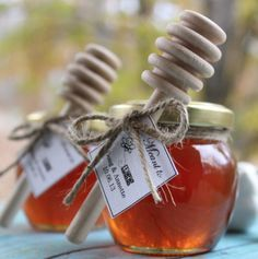 But use honey from Colette's farm