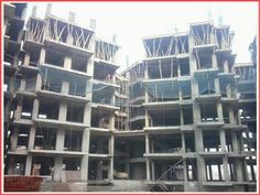 #SHRI Group 26 July 2013 Construction Progress of Tower-5