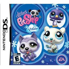 Black Friday 2014 Littlest Pet Shop: Winter - Nintendo DS from Electronic Arts Cyber Monday. Black Friday specials on the season most-wanted Christmas gifts. Horse Games, Animal Games, Nintendo Ds, Really Fun Games, My Christmas List, Christmas Gifts, Handheld Video Games, Video Game Collection, Black Friday Specials