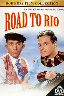 Dorothy Lamour, Bob Hope, Bing Crosby. Director: Norman Z. McLeod.