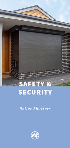 Window shutters are a perfect addition to any home. Roller shutters keep out the sun's harmful rays and adds privacy & security. Roller Shutters, Window Shutters, Security Shutters, Outdoor Living, Outdoor Decor, Safety And Security, Windows, Home Decor, Blinds