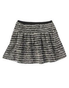 Bouclé Skirt at Gymboree (Gymboree 4-12y)