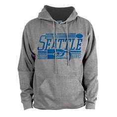 NFL Seattle Seahawks Men's Fleece Pop Over Hoody, Large, ...