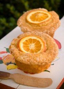 Sweet Quinoa Flour Muffins: #Muffins de harina de #quinua dulce. Receta de Annie B. Bond para Green Chi Café.