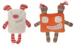 Mood Monster Pillow Pal Toys