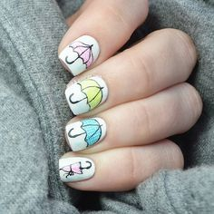 Instagram photo by pinkandpolishednails #nail #nails #nailart