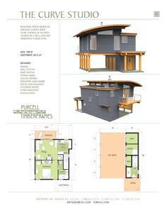 """Purcell Timberframes: The Chalet. """"Pre-crafted"""" not pre-fab, if you please!"""