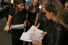 Black on black on #black! Yep - this time last week the Truffle #dresscode was governed by the four events that we produced all the live social media for. Including the #socialmedia for @julienmacdonald's #LFWSS18 #runway show!! Call sheets sponsor check lists planned content layouts - we came armed with all the relevant info that we needed to ensure that we could capture all the #live #content we'd set out to get. More posts to come... and all shot by the amazing super #talented…