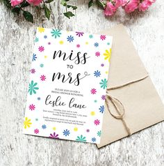 35 Best Bridal shower invitations images in 2019 | Bridal