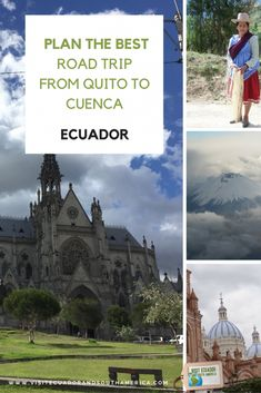 As a kid I used to spend most summers, holidays and sometimes Christmas´ in Cuenca. I really enjoyed doing this road trip from Quito to Cuenca together with my family. South America, Latin America, Cuenca Ecuador, Spanish Speaking Countries, Equador, Christmas Travel, Just Dream, Galapagos Islands, Beautiful Sunrise