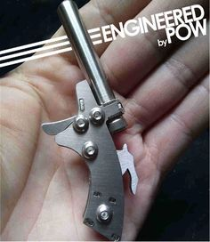 • PEW PEW Primer Pistol• this is the smallest .177 caliber pellet gun using reloading primers. This - fancybeasts