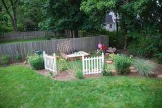 Garden for kids #kidsgardening