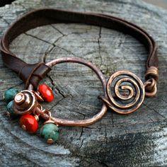 awesome Copper bracelet