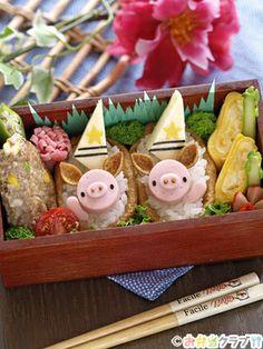 Cute piggies ♡