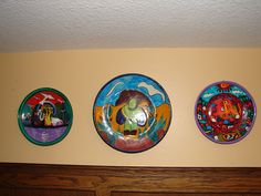 Tijuana, Mexico (May 2003): This was the start of my Traveling Plate Collection.