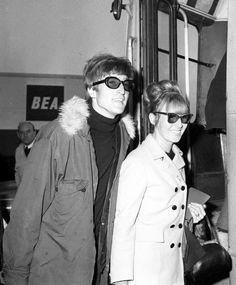 John & Cyn, the REAL Mr & Mrs John Lennon imo. {GM}