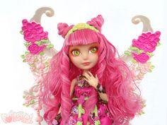 Custom Ever After High HeartStruck Cupid Custom OOOAK doll by Dollightful