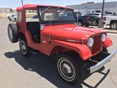 Hemmings Find of the Day – 1969 Jeep Tuxedo Par Jeep Cj7, Jeep Wrangler, Quad, Jeep Scrambler, Tuxedo Park, Willys Mb, Old Jeep, Custom Jeep, Toledo Ohio