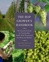 How to grow hops #hops #handbook #grower #growing #farmer #beer