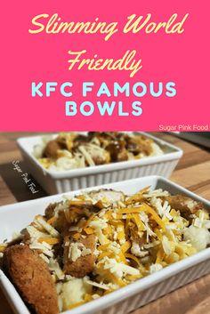 kfc gravy recipe slimming world / kfc gravy recipe ; kfc gravy recipe slimming world ; kfc gravy recipe how to make ; Kfc Bowls Recipe, Kfc Gravy Recipe, Kfc Famous Bowl, Famous Recipe, Kfc Fried Chicken Recipe, Healthy Chicken Recipes, Healthy Food, Healthy Eating, Slimming World Beef Recipes