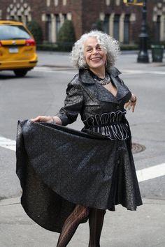 Advanced Style – R.E.S.P.E.C.T for the elderly!