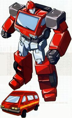 IronHide as he should be!