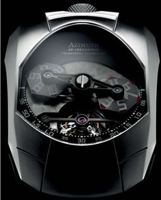 Azimuth Twin Barrel Tourbillon.  Better price at $100K.  Love the hour and minute feature!