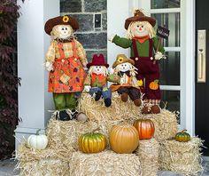 Fall Harvest Decorations Outdoors Căutare Google