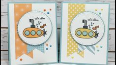 You're Sublime, Paper Piecing, Stampin' Up!, World of JenCraft
