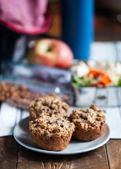 Apple Ginger Oatcakes | vegan and glutenfree breakfast option! | The Full Helping