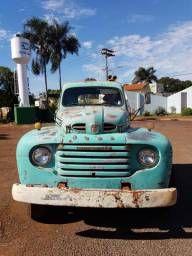 F7 1950 Reliquia Antigo Ford Caminhoes Velhos Olx Caminhoes