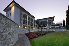 Hotel Villa Luisa Resort - Simes S.p.A. luce per l'architettura