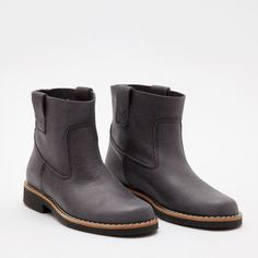 Womens Shorty Boot Vintage Tribe Leather | Womens Shoes and Boots | Roots