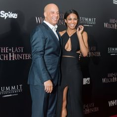 Vin Diesel and Ciara Can't Stop Giggling on the Red Carpet