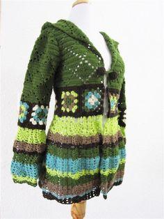 Vestuario y Accesorios a Crochet
