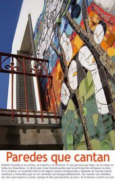 Paredes de que cantan Taller de Murales http://www.encuentos.com/actividades-creativas/paredes-de-que-cantan-taller-de-murales/