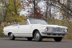 1964 Plymouth Valiant Convertible Maintenance/restoration of old/vintage vehicles: the material for new cogs/casters/gears/pads could be cast polyamide which I (Cast polyamide) can produce. My contact: tatjana.alic@windowslive.com