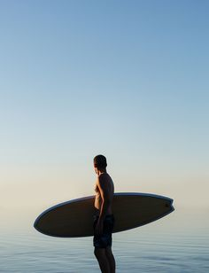 Surfing at Sandbanks Beach - Bather Resort 2016 collection