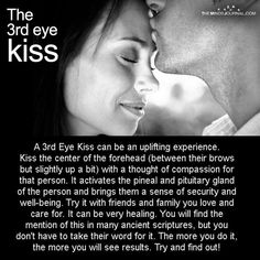 The 3rd Eye Kiss - https://themindsjournal.com/3rd-eye-kiss/