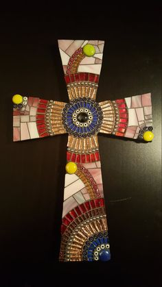 Hey, I found this really awesome Etsy listing at https://www.etsy.com/listing/252541151/mosaic-cross
