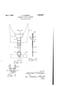 Patent US2455852 - Underwear supported suspender - Google Patents Patent Pending, Underwear, 21st, Chart, Google, Lingerie
