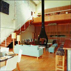 """Scandinavia meets Argentina""  OLSEN Restaurant  Gorriti 5870, Buenos Aires"