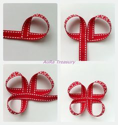 AuRa Treasury: Hair Bow How To
