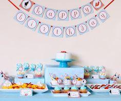 LeeLaaLoo: Dorothy Wizard of OZ Birthday Party