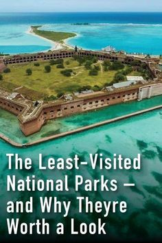 The Least-Visited National Parks – and Why They're Worth a L.- The Least-Visited National Parks – and Why They're Worth a Look The Least-Visited National Parks – and Why They're Worth a Look Dream Vacations, Vacation Trips, Vacation Spots, Summer Vacation Ideas, Vacation Places In Usa, Midwest Vacations, Greece Vacation, Vacation Packages, Cool Places To Visit