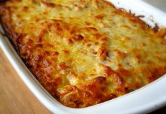 Creamy Baked Ziti from Little Miss Made from Scratch