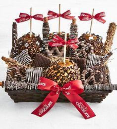 Chocolate Basket, Chocolate Gifts, Chocolate Lovers, Christmas Chocolate, Chocolate Covered Pretzels, Chocolate Covered Strawberries, Chocolate Delivery, Send Chocolates, 800 Flowers