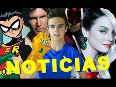 LokiStrikes 95. Teen Titans, CRUELLA, Nuevo Han Solo, X-FORCE y más! - YouTube