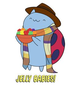 "New year, new blog! For my first trick: I went looking for ""Fourth Doctor Catbug"" on the internet and discovered it was not a th..."