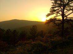 Near Waynesboro. Virginia Mountains, Celestial, Sunset, Outdoor, Outdoors, Sunsets, Outdoor Games